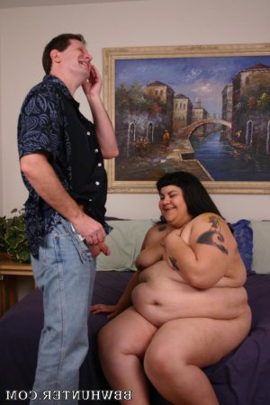 Anne-mary escorts girl ssbbw à Jouy-en-Josas, 78